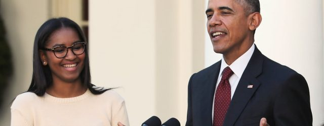 Barack Obama Reveals His Daughter Sasha Has a SoundCloud — but She Won't Share It With Him