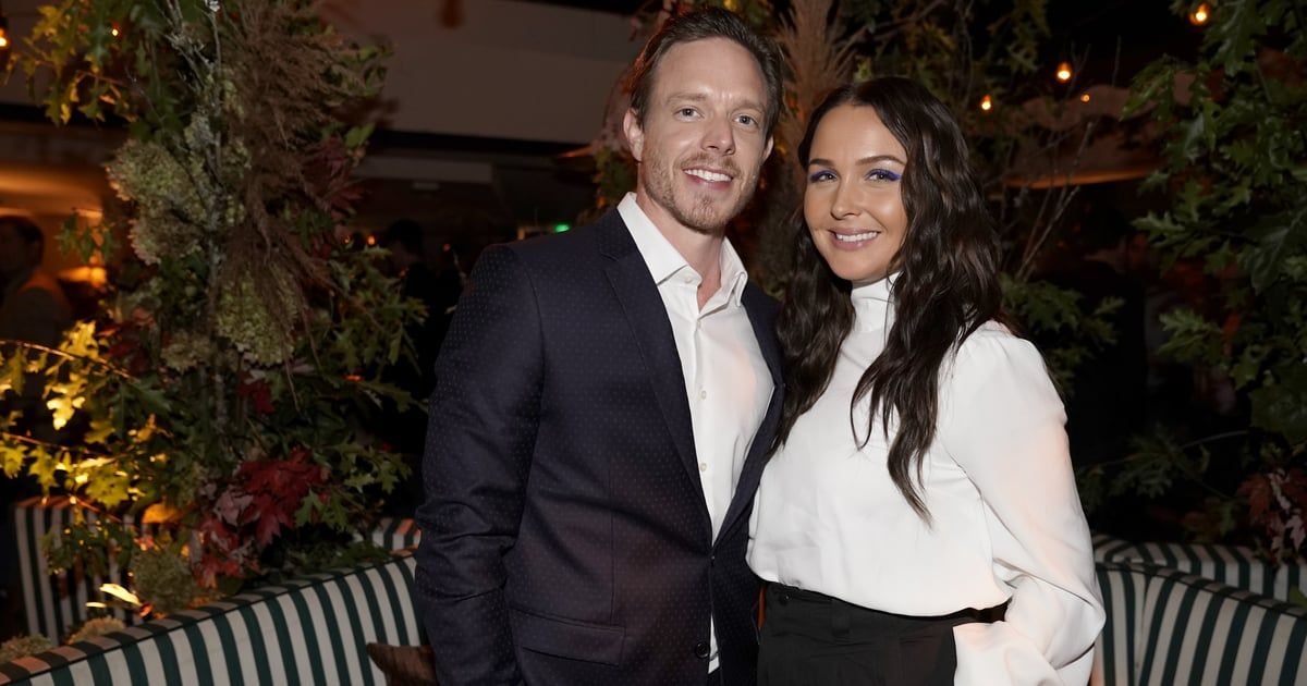 Before Grey's Anatomy, Camilla Luddington Met Her Husband While Working at a Restaurant