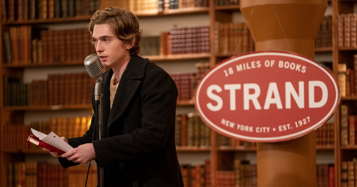Dash & Lily's Austin Abrams Has Had So Many Recognizable Roles
