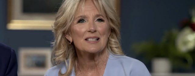 """Dr. Jill Biden Reacts to WSJ Op-Ed: """"One of the Things I'm Most Proud of Is My Doctorate"""""""