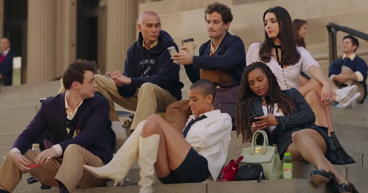 HBO Max's Gossip Girl Reboot Will Be Here Sooner Than You Think