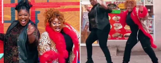 """ICYMI: These Dancers Reimagined The Parkers in NYC, and All I Can Say Is, """"Dang, Mama!"""""""