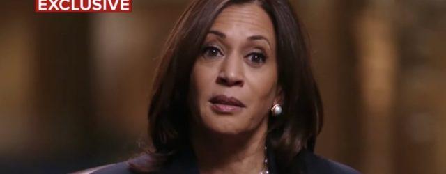 """Kamala Harris Defends Jill Biden Over WSJ Op-Ed: """"She Earned Everything She Has"""""""