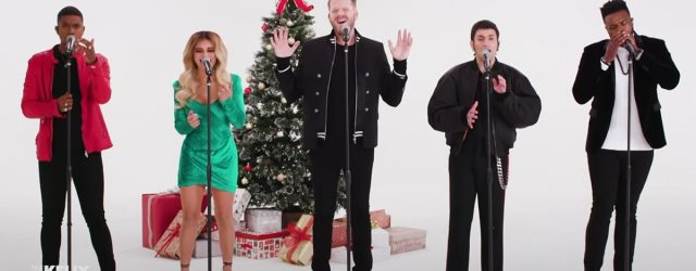"""Pentatonix's Special Rendition of """"Amazing Grace"""" Is What We Needed This Holiday Season"""