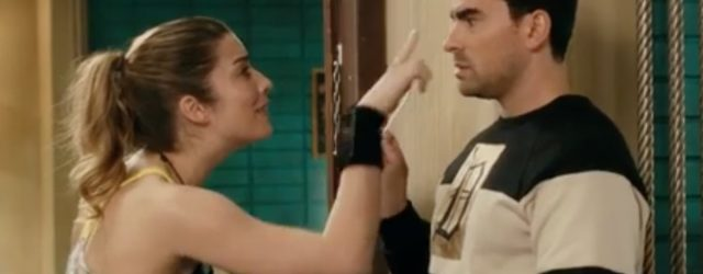 """Presenting Nearly 2 Straight Minutes of Alexis Rose's """"Boops"""" on Schitt's Creek"""