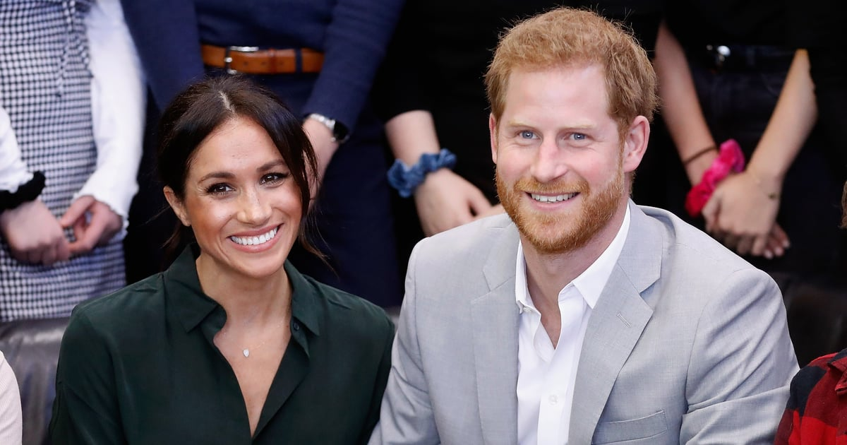 Prince Harry and Meghan Markle Announce Archewell's First Major Project to Feed Those in Need
