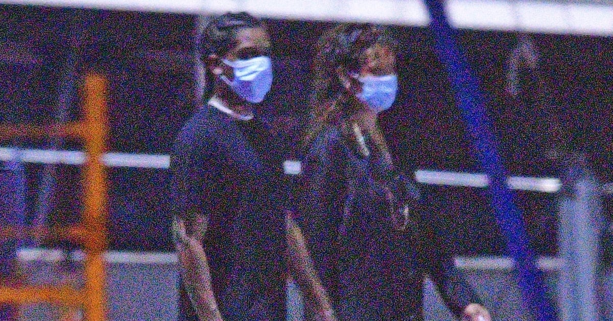 Rumored Couple Rihanna and A$AP Rocky Celebrate Christmas Together in Barbados