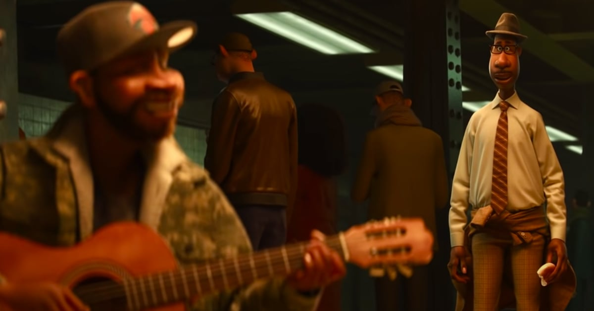 Soul: Meet the Talented Musician Who Plays the Subway Singer in Disney+'s New Film