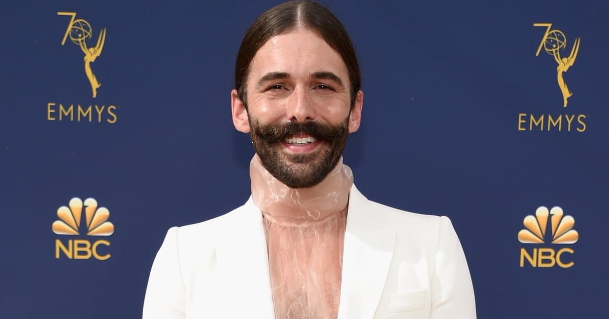 Surprise! Jonathan Van Ness Casually Announces He Tied the Knot This Year