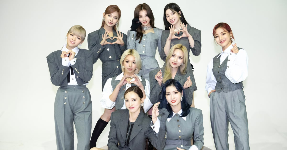 """TWICE's New Album Includes a Message About Acceptance: """"Love Yourself Just the Way You Are"""""""