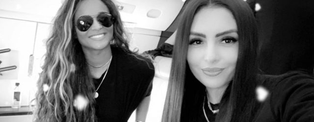 These Photos of Vanessa Bryant and Ciara Prove It's Always Fun Times When They're Together