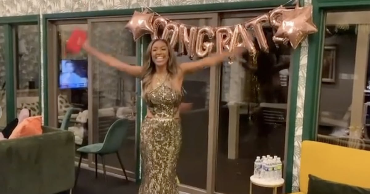 This Behind-the-Scenes Clip of The Bachelorette's Zac Surprising Tayshia Is Too Sweet