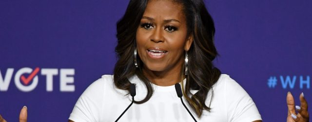 """We've Endured So Much"": Michelle Obama Reflects on Black Lives Matter in 2020"