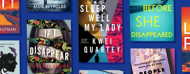 10 Must-Read New Thriller and Mystery Books Coming Out This January