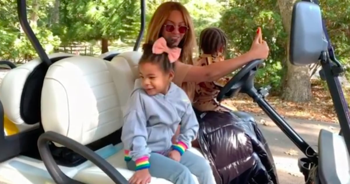 Beyoncé Reflects on 2020 With a Motivating New Year Video, Including Unseen Family Footage