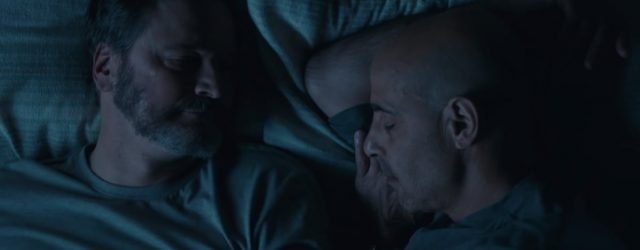 """Colin Firth and Stanley Tucci's """"Deeply Romantic"""" Supernova Trailer Will Break Your Heart"""