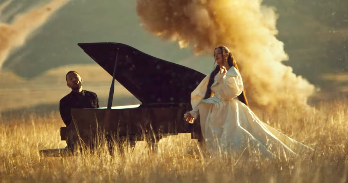 """Faouzia and John Legend's """"Minefields"""" Music Video Is a Cinematic Masterpiece"""