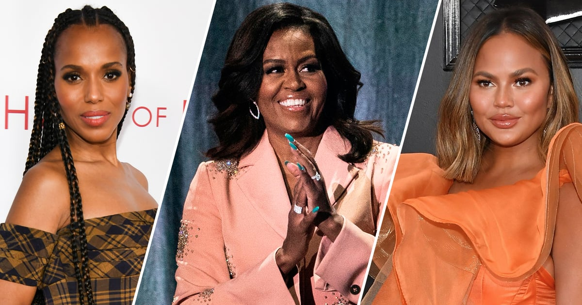 From Michelle Obama to Chrissy Teigen, See How Stars Are Reacting to Inauguration Day
