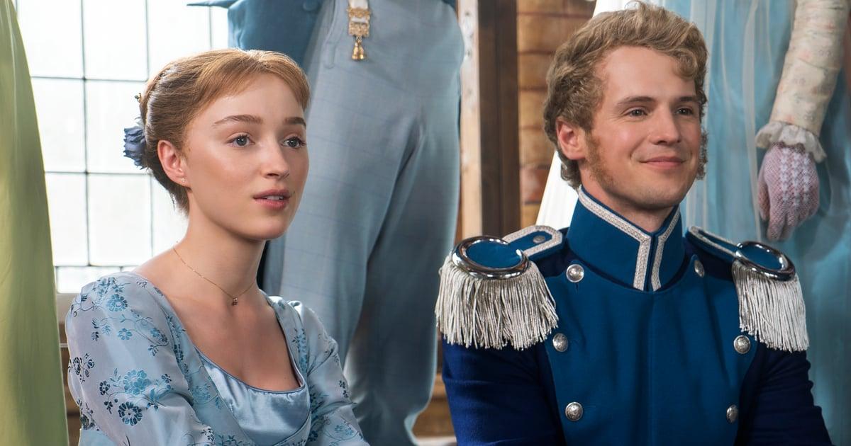Harry Potter Fans, Here's Why Bridgerton's Prince Friederich Looks So Darn Familiar