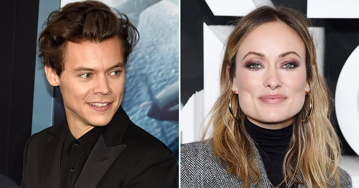Harry Styles and Olivia Wilde Might Be Dating, Proving 2021 Is Already Full of Surprises