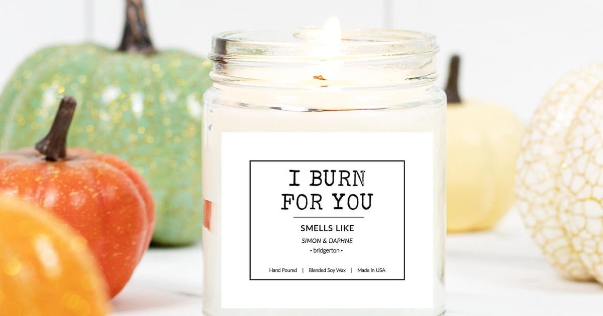 I Burn For This Bridgerton Candle *Almost* as Much as the Duke of Hastings Himself
