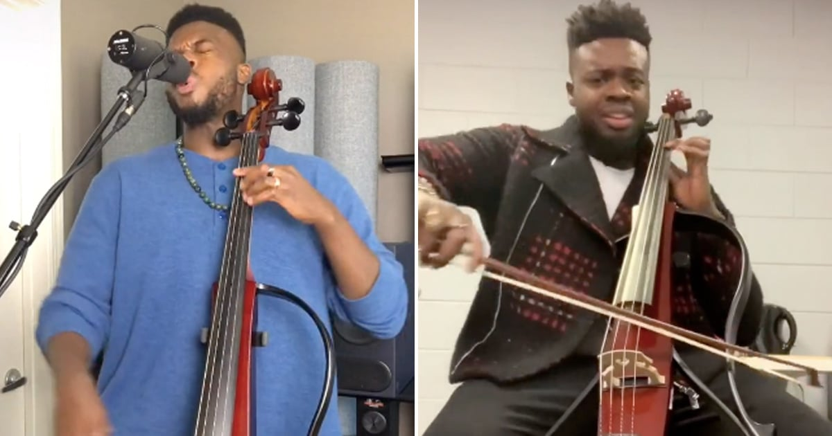 I'm Completely Entranced by Kevin Olusola's Celloboxing TikTok Videos
