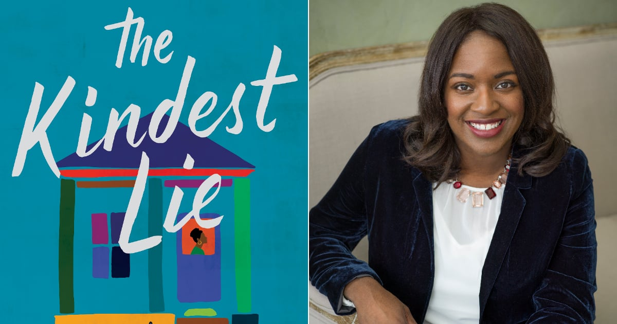 Introducing Your Next Book Club Read: Nancy Johnson's Debut Novel The Kindest Lie