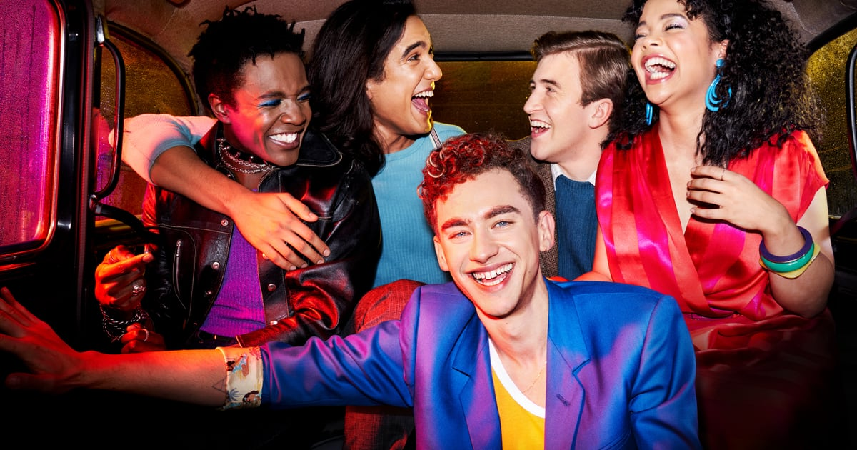 It's a Sin: Meet the Exciting Newcomers in the Vibrant LGBTQ+ Series Coming to HBO Max