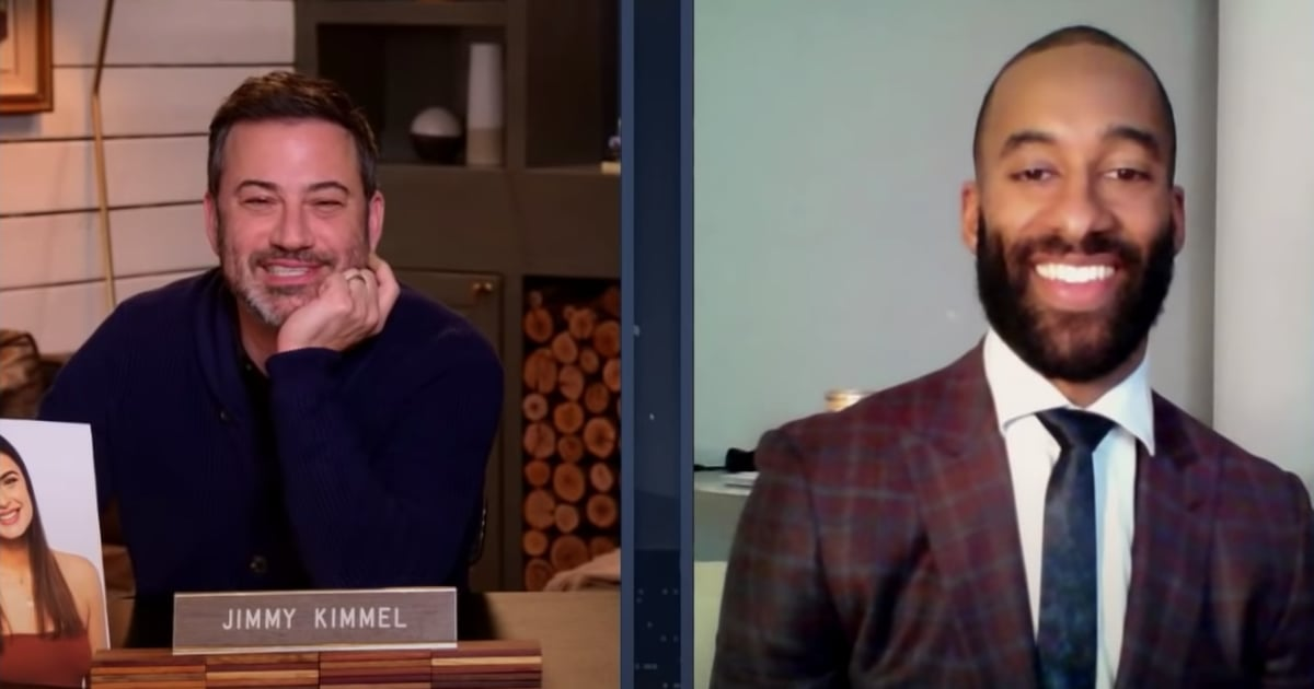 Jimmy Kimmel Predicted The Bachelor Winner, and We Think He's Spot On Yet Again