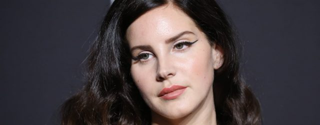 """Lana Del Rey on Album Cover Diversity Controversy: """"My Best Friends Are Rappers"""""""