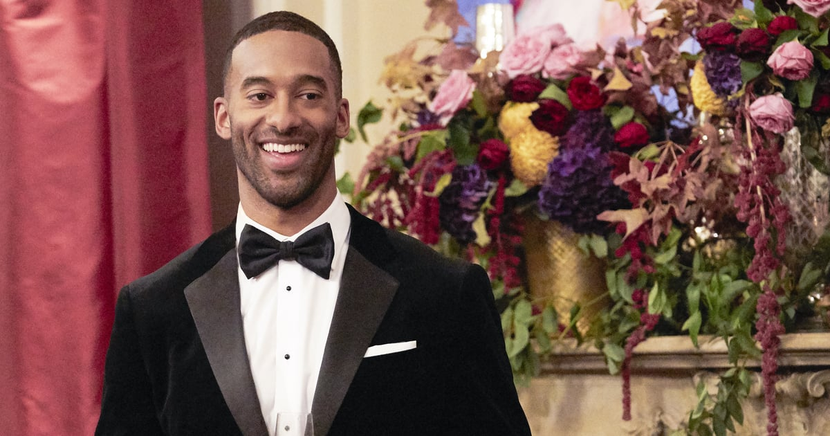 Matt James Is America's First Black Bachelor — Does His Title Erase His Biracial Identity?