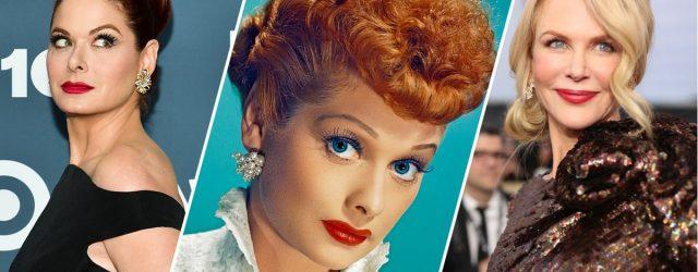 Nicole Kidman's Lucille Ball Casting Has People's Imaginations Running Wild