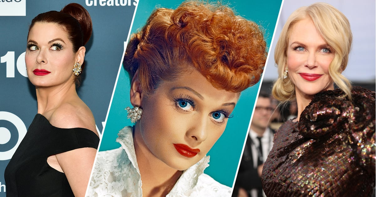 Nicole Kidman's Lucille Ball Casting Has People's Imaginations Running Wild