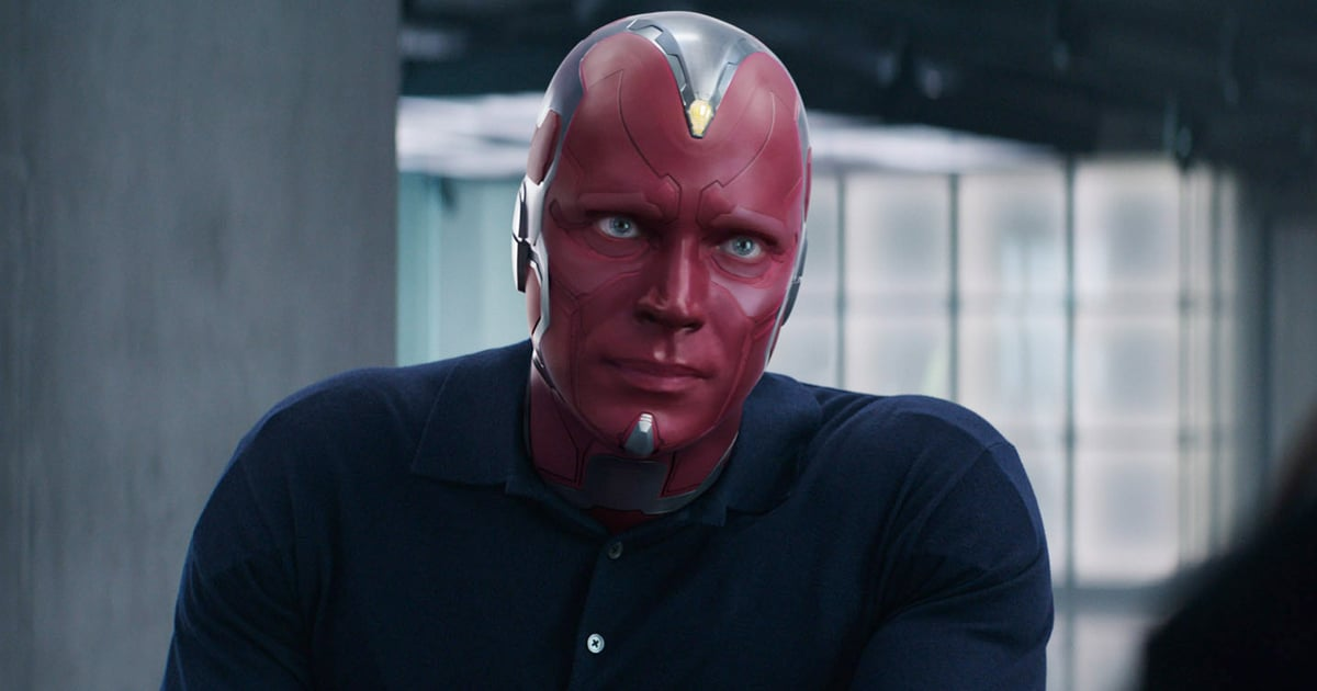 Paul Bettany Without His Vision Costume Will Make You Do a Double Take