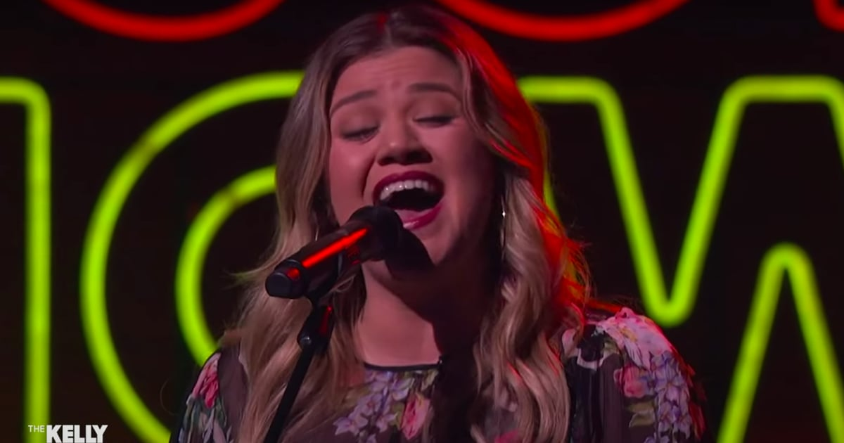 """Prepare to Get Lost in Kelly Clarkson's Dreamy Cover of Kacey Musgraves's """"Rainbow"""""""