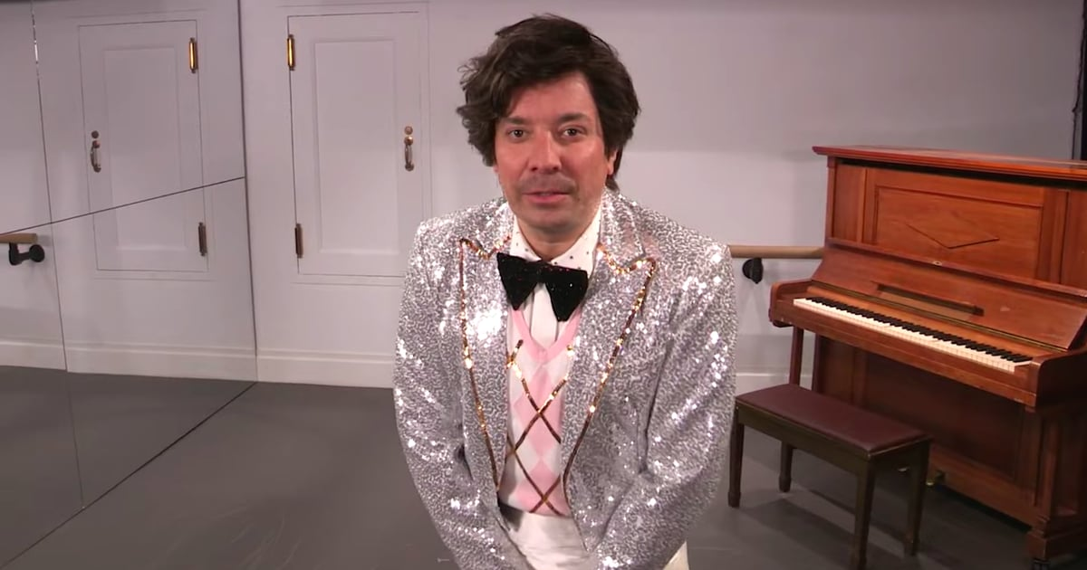 """Still Smiling Over the """"Treat People With Kindness"""" Video? Enjoy Jimmy Fallon's Spoof"""