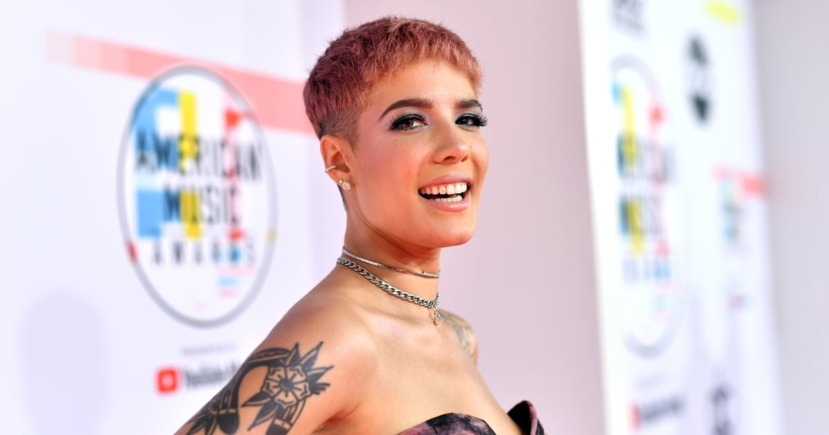 Surprise — Halsey Is Pregnant With Her First Child!