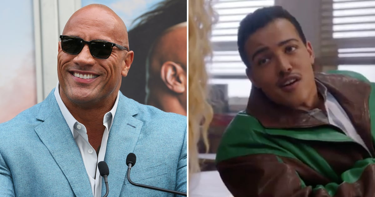 The Funny Young Rock Trailer Gives Us a Peek at What Dwayne Johnson Was Like in High School