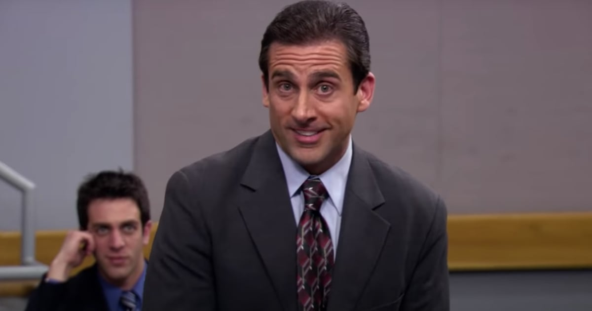 The Office Just Unearthed Tons of Never-Before-Seen Bloopers and Footage, and Oh My GOSH