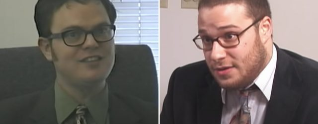 The Office's Audition Videos Reveal Who Almost Joined Dunder Mifflin — Seth Rogen as Dwight?!