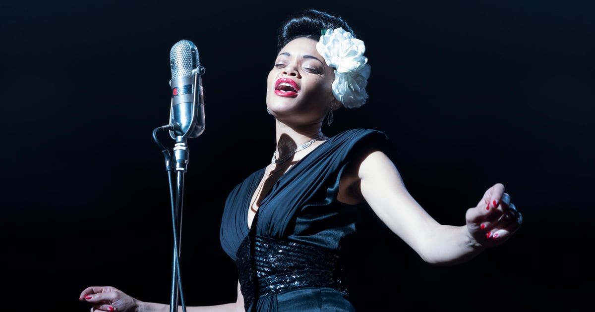 The United States vs. Billie Holiday: Watch Andra Day Transform Into the Legendary Singer