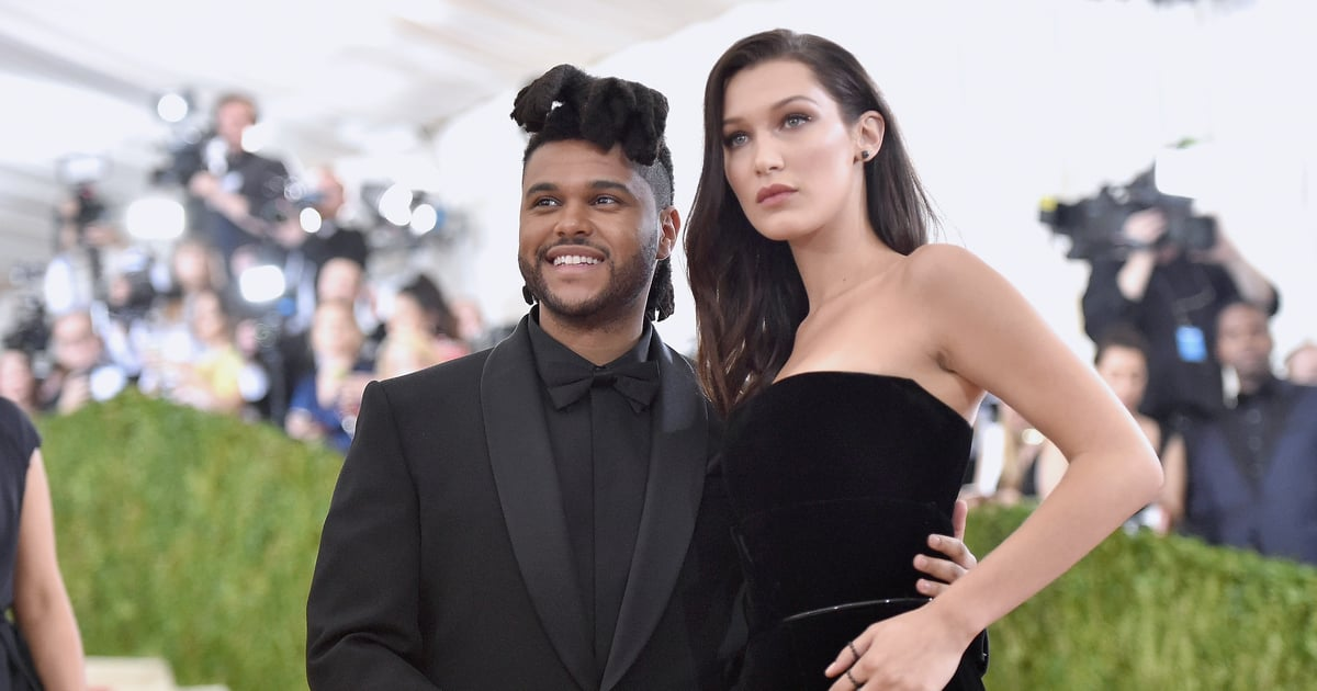 The Weeknd's Dating History Involves a Couple of Very Famous Women