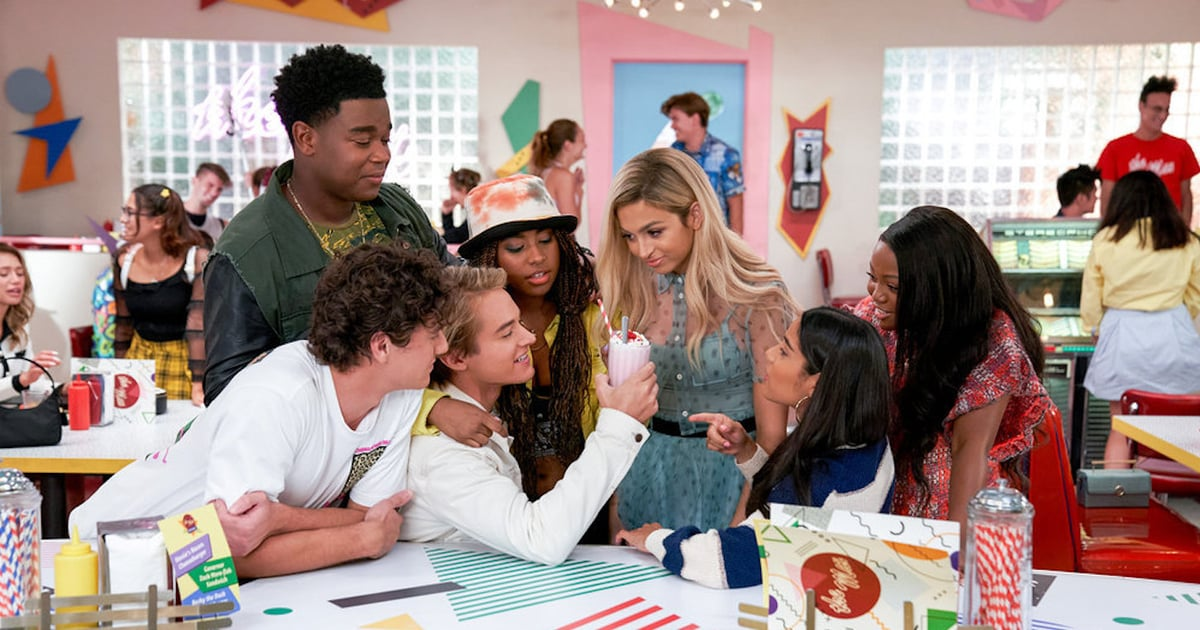 Time in — Peacock's Saved by the Bell Revival Scores Season 2 Renewal