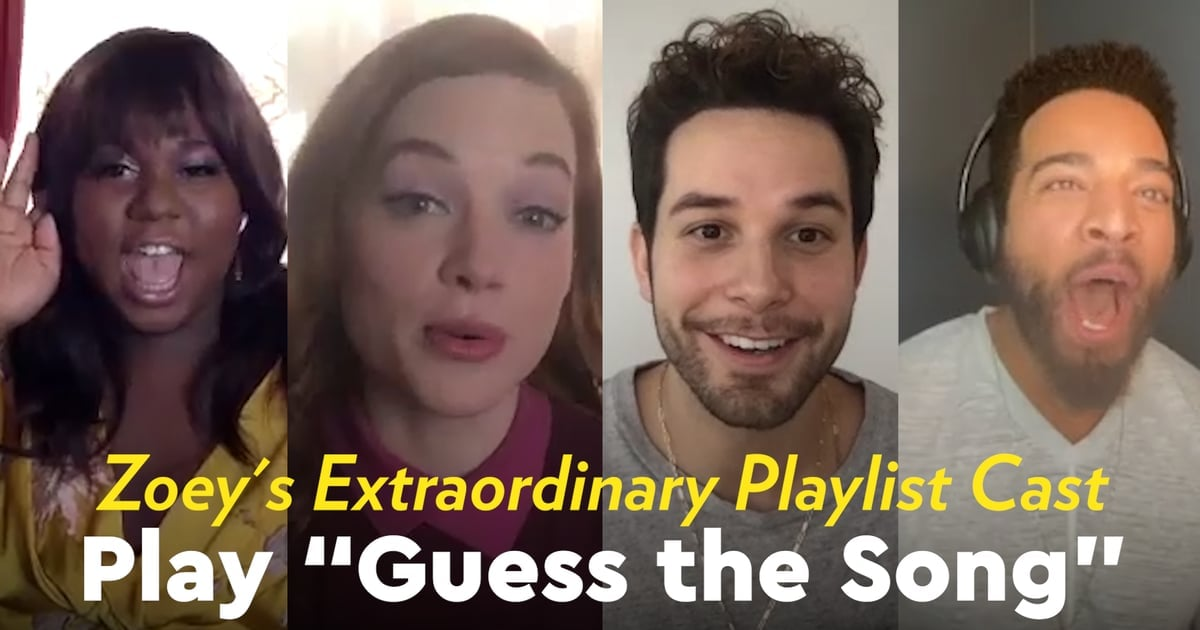 Watch the Zoey's Extraordinary Playlist Cast Hit All the Right Notes in Lyric Trivia