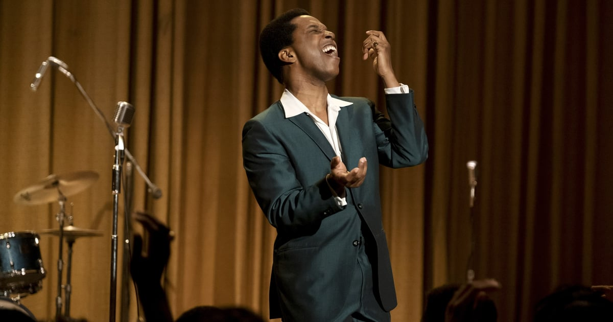 You Bet That's Really Leslie Odom Jr. Singing in One Night in Miami