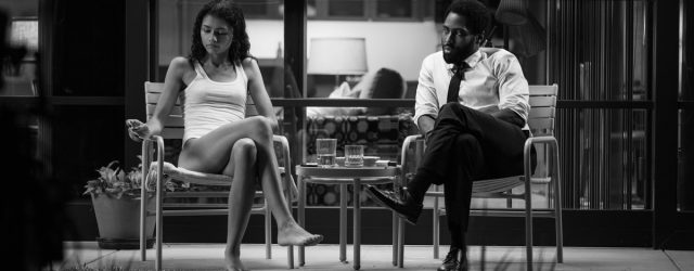 Zendaya and John David Washington Battle Their Relationship Woes in Malcolm & Marie Trailer