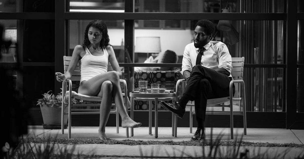 Zendaya and John David Washington Battle Their Relationship Woes in Malcolm & Marie Trailer