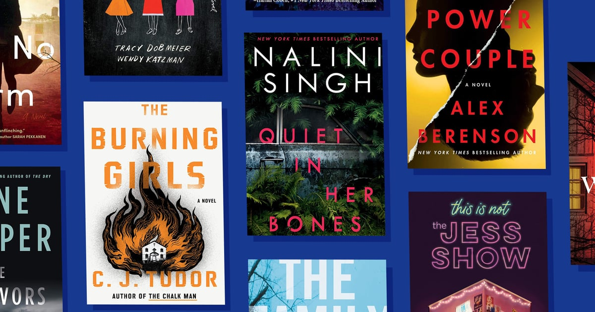 12 Thriller and Mystery Reads Sure to Keep You Inside This February