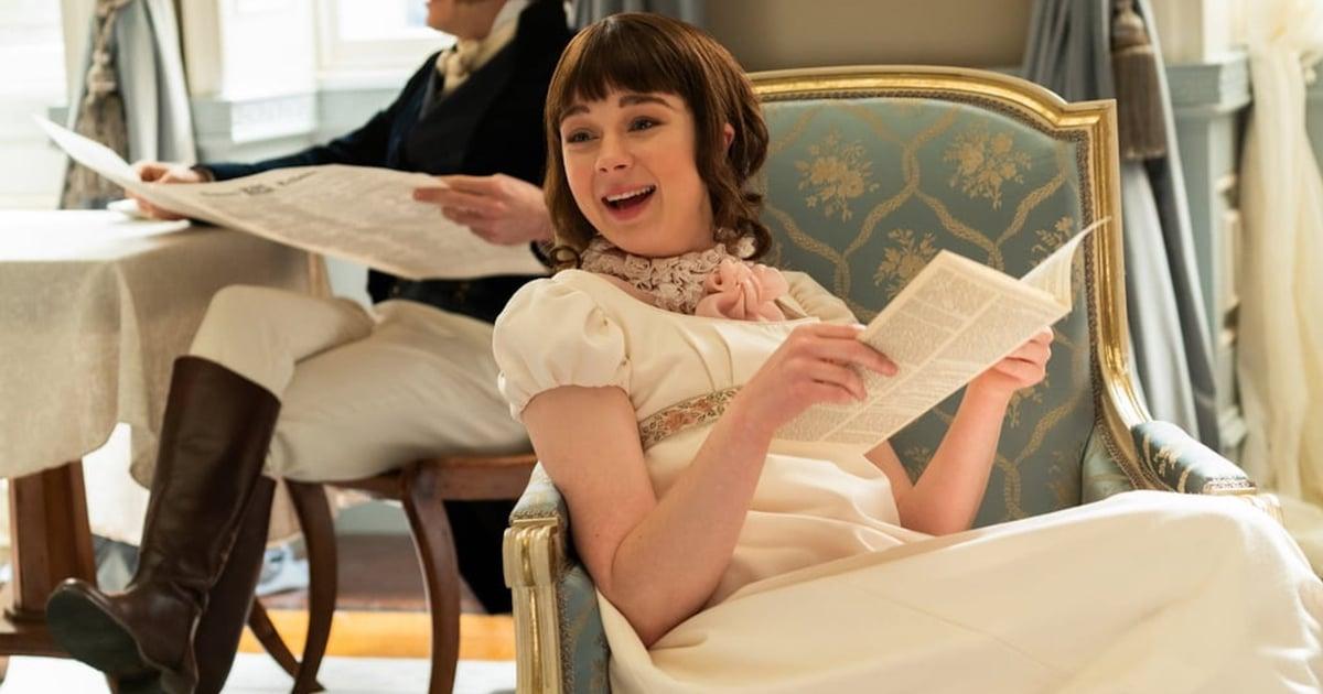 Claudia Jessie Shares What Eloise Bridgerton Will Be Up to in Bridgerton Season 2