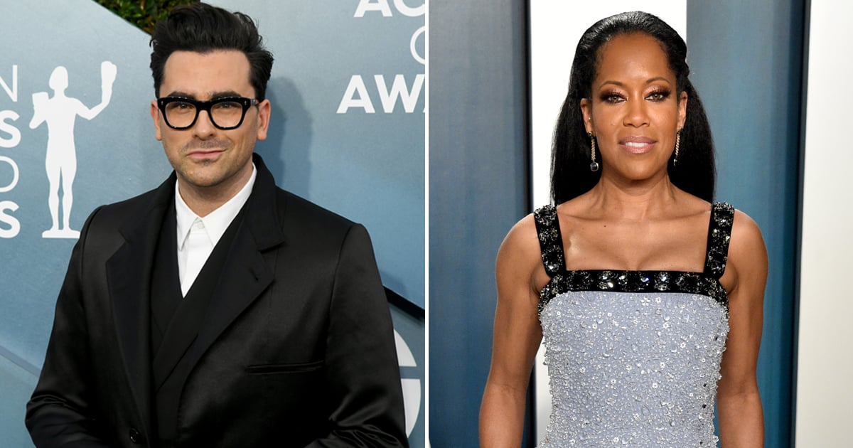 Dan Levy Left Regina King a Lovely Note in Her SNL Dressing Room, From One Host to Another